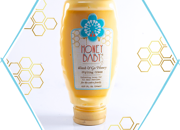 Wash & Go Honey - All In One Styling Creme