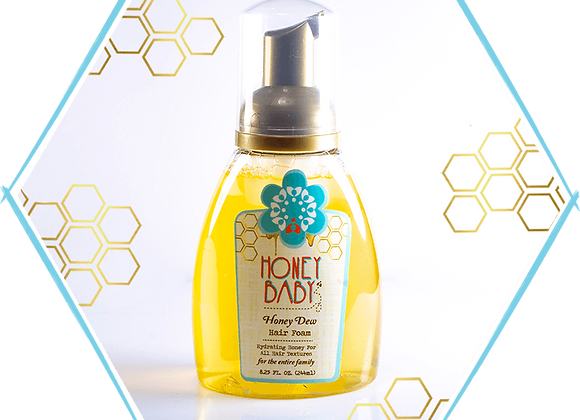 Honey Dew Hair Foam- Styling Mousse