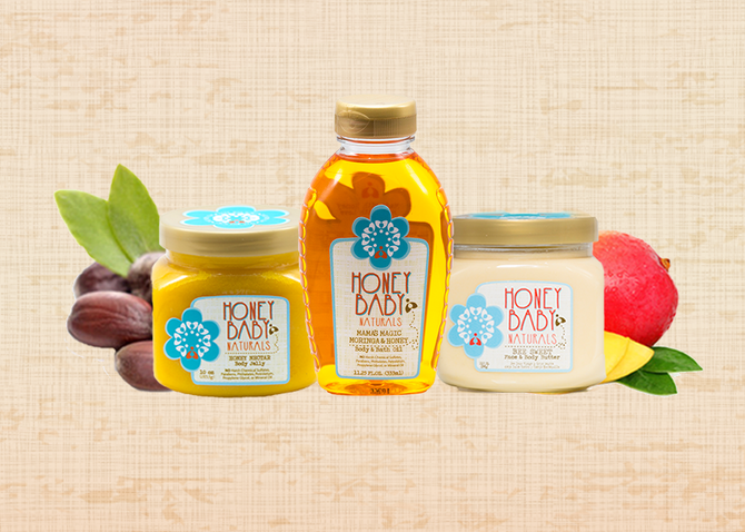 Made with Love: Honey Baby Skincare Beginnings