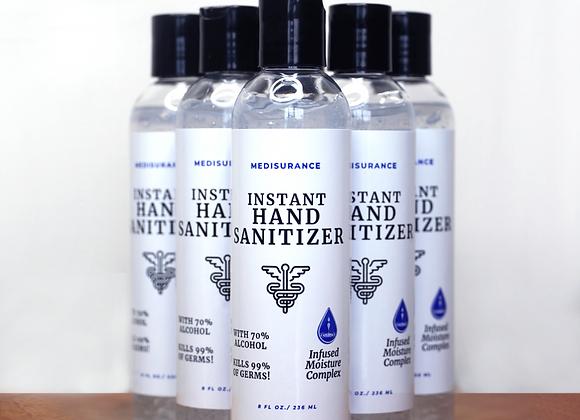 Medisurance Instant Hand Sanitizer Bundle
