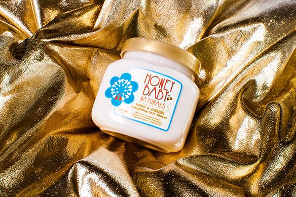 Spotlight: Honey & Ginseng Energizing Hair Masque
