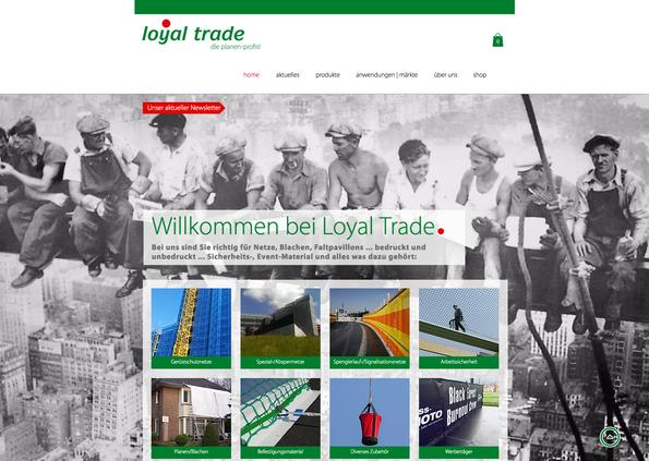 Loyal Trade GmbH Planen & Netze