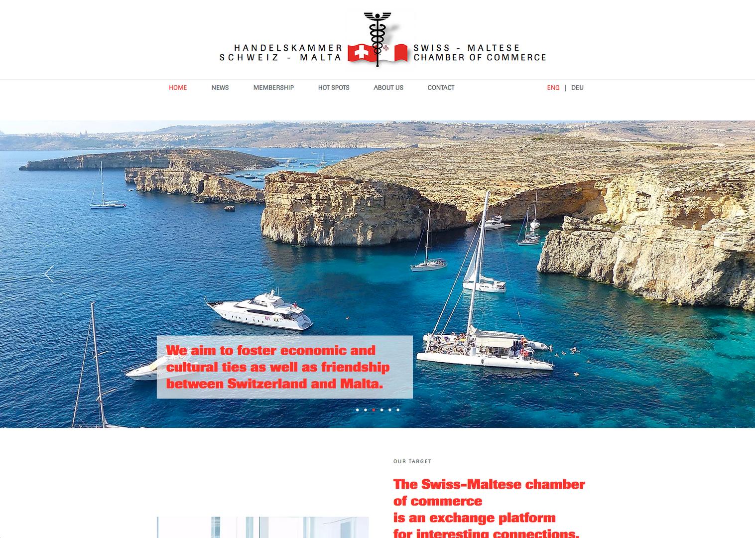 Handelskammer Schweiz-Malta