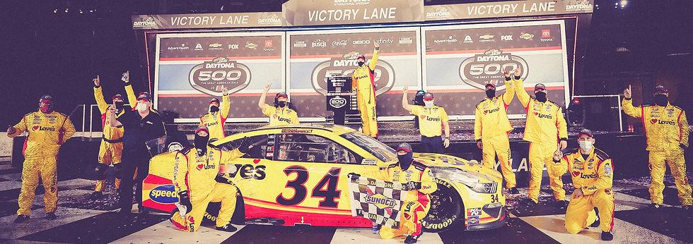 front_row_motorsports_loves_daytona_win.