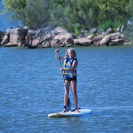 Paddle Board Fun Outdoor