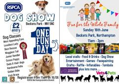 RSPCA dog show