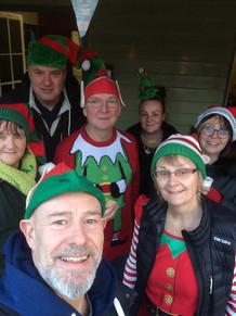 Christmas Elf Door Hunt