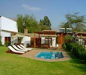 Casa de Campo CIeneguilla Bungalows
