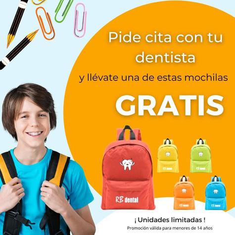 Odontopediatría RB dental