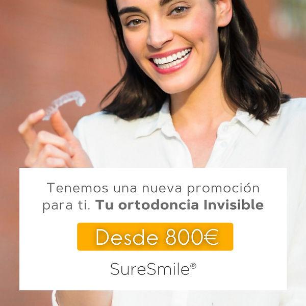 Ortodoncia invisible RB dental