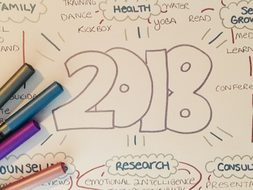 Mind Mapping: A guide to achieving your goals in 2018