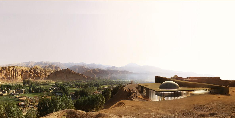 Centro Cultural Bamiyan Afganistán (Concurso 2015)