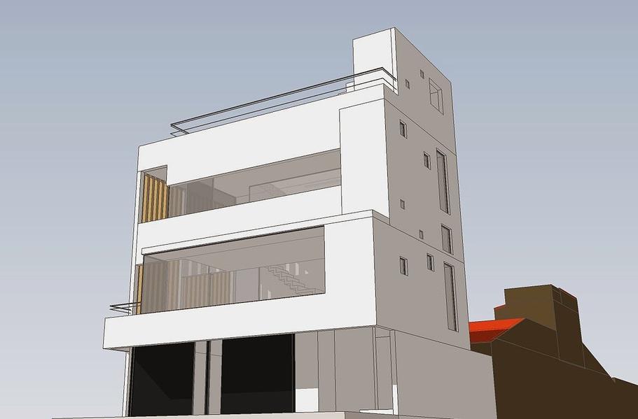 Casa SClemente Ampliación (2015)