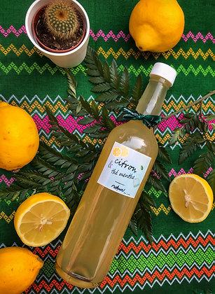 Citron & thé menthe