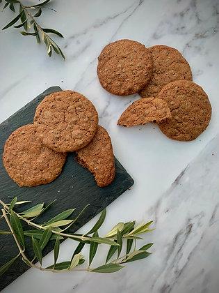 Cookies tout choco SANS GLUTEN (12 pièces)