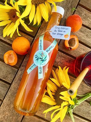 Abricots du Valais et fleur d'oranger