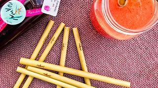 Paille Puāwai en bambou