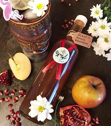 Pomme de Genève & grenadine