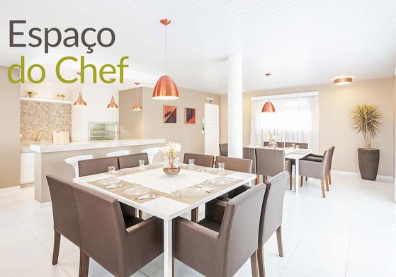 Espaço do Chef