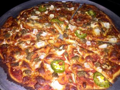 Gluten Free Pizza Update