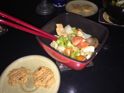 Bok Choy Chicken Stir Fry