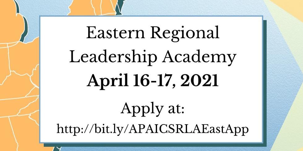 Regional Leadership Academy - East Day 1
