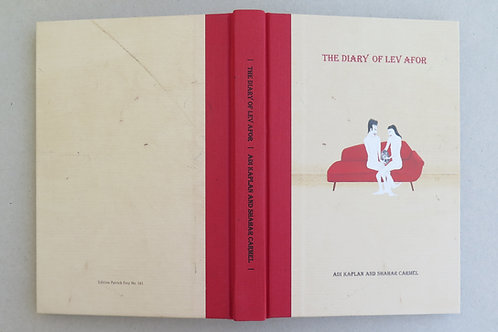 The Diary of Lev Afor Edition Patrick Frey (No.161)