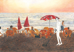 kaplan carmel   paintings   book