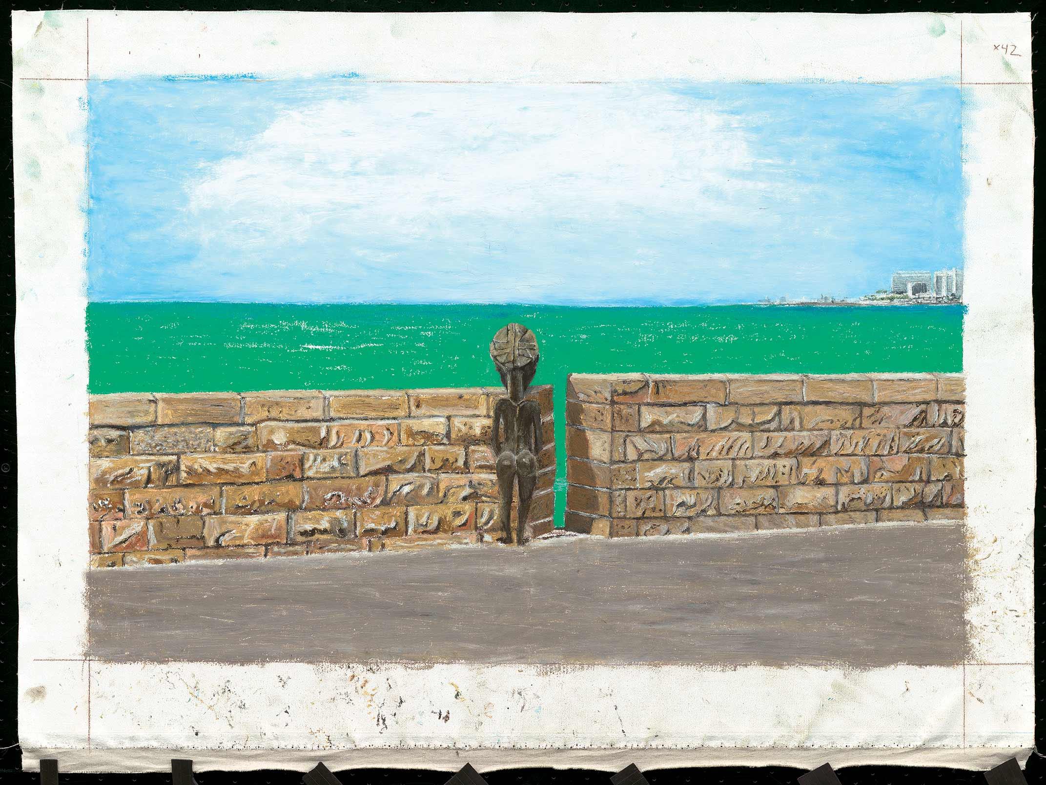 kaplan carmel | paintings | books