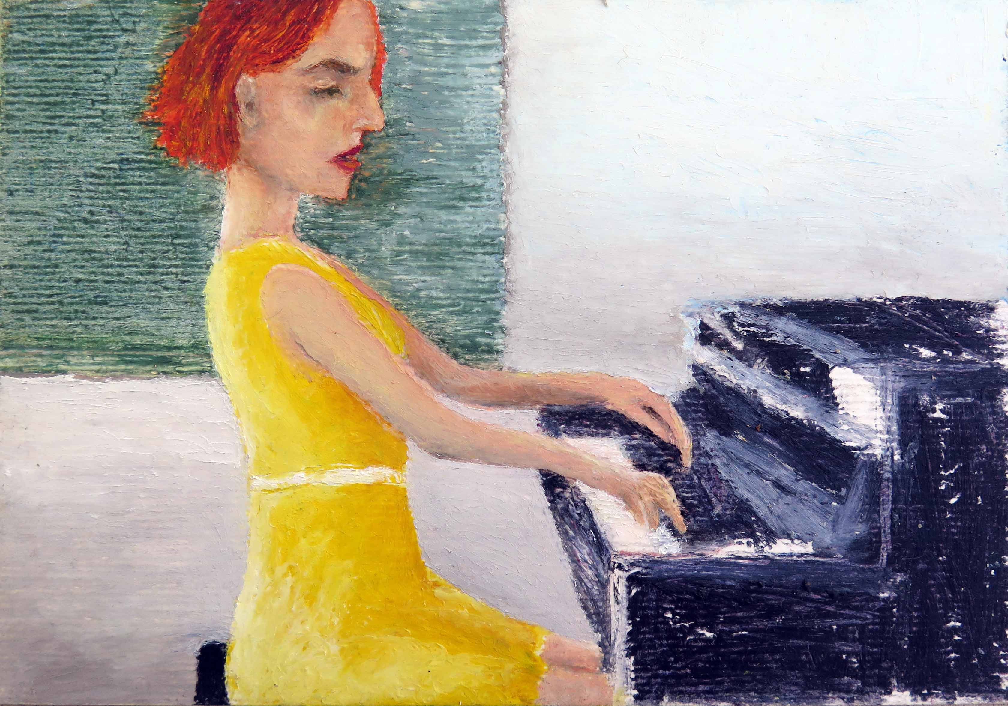 The Pianist 2016 הפסנתרנית