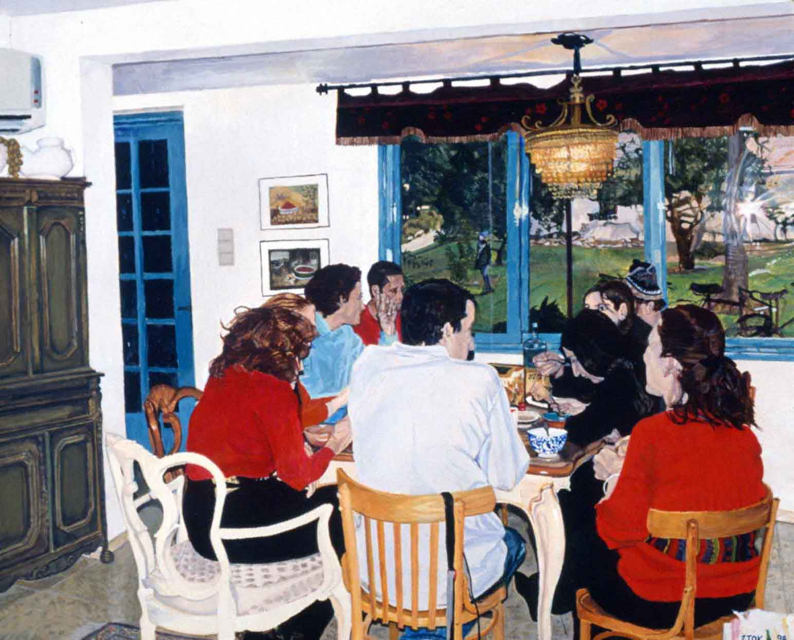 kaplan carmel /The Mushroom's Eaters