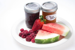 Jam and Fruit