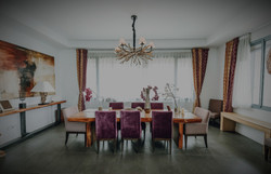 brown-wooden-dining-set-in-dining-room-2