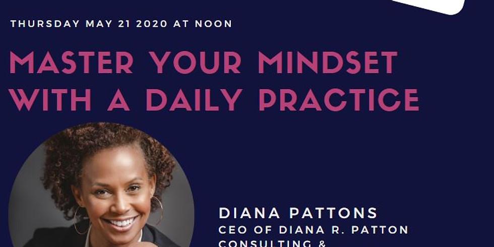 Virtual- Power Hour Series XVIII: Diana Patton