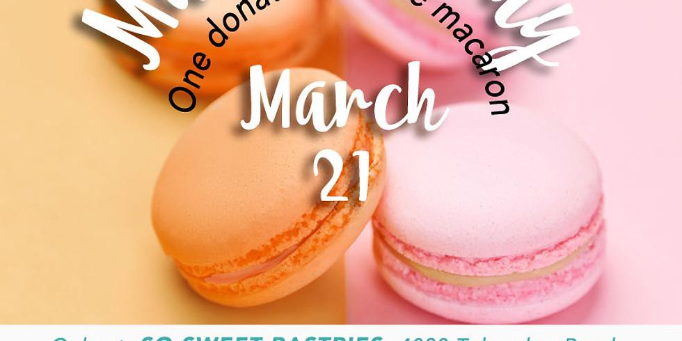 Postponed: 2020 Toledo Macaron Day