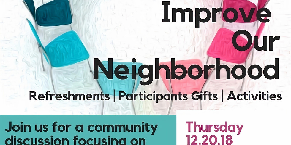 Special Project: Community Disscusions