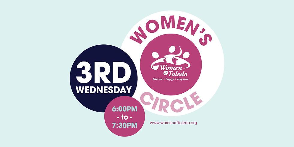 Virtual- Women's Circle: March