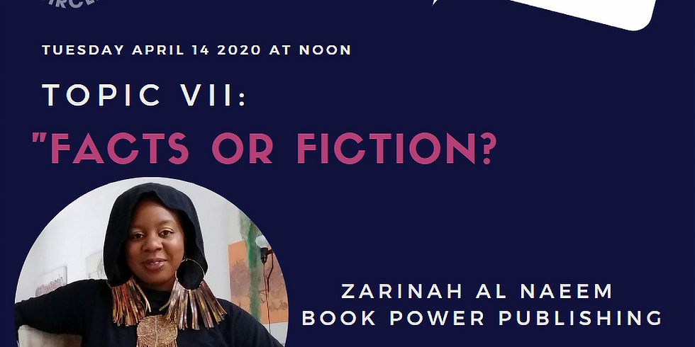 Virtual- Power Hour Series VII -Zarinah Al Naeem