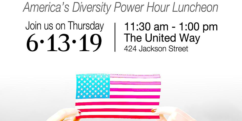 Women Economic Empowerment Power Hour Luncheon