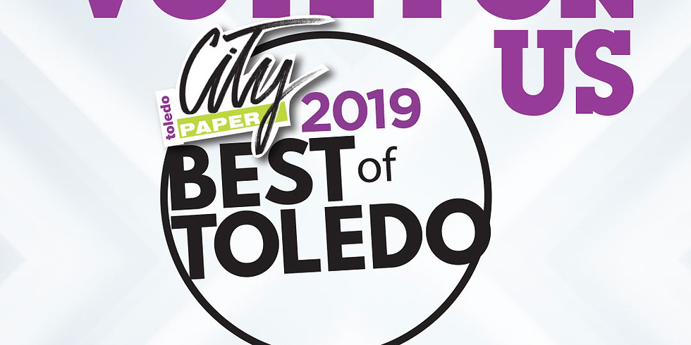 Vote for Us: Best of Toledo 2019 (1)