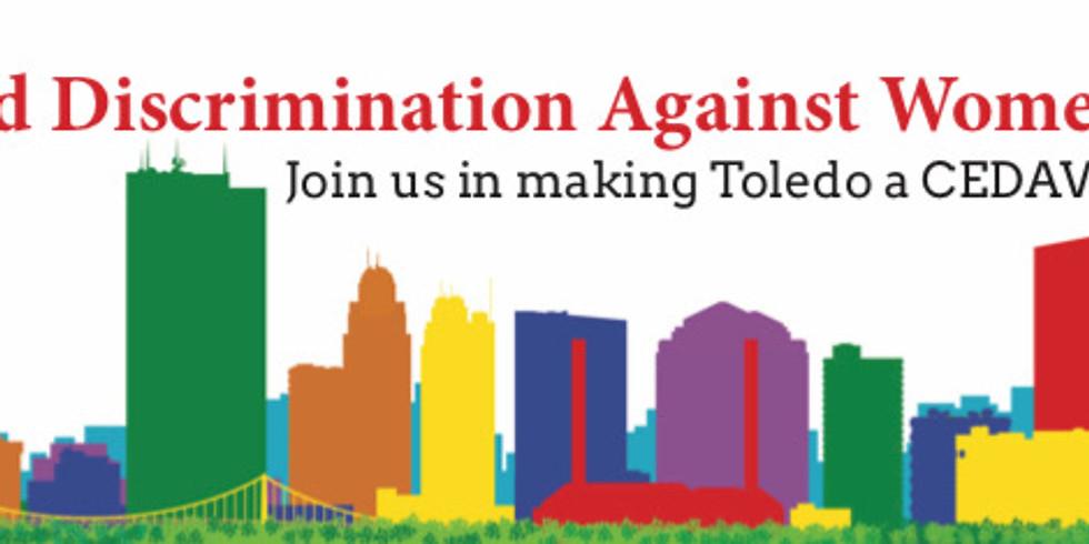 Toledo for CEDAW forum