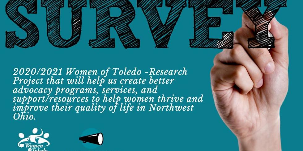 Research Survey 2020/2021
