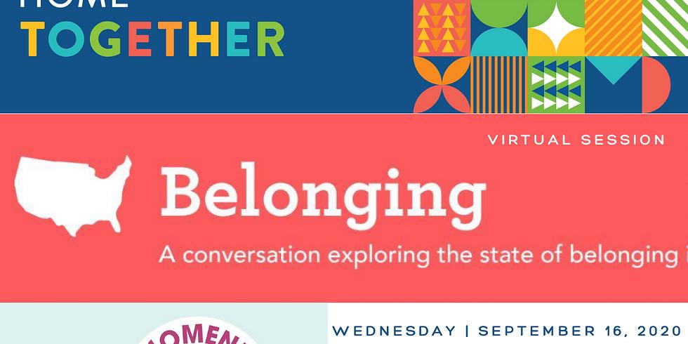 Virtual- Welcoming Week: Belonging