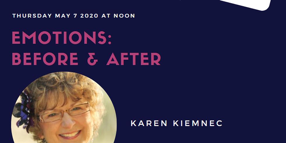 Virtual- Power Hour Series XIV: Karen Kiemec