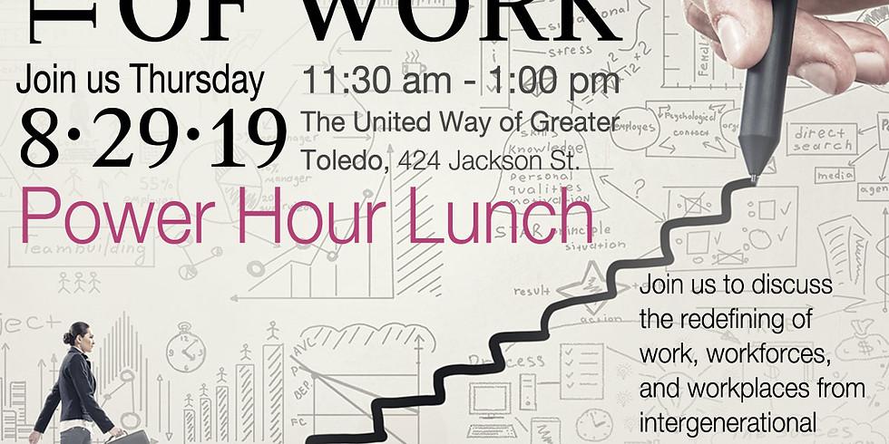 Women Economic Empowerment III: The Future of Work