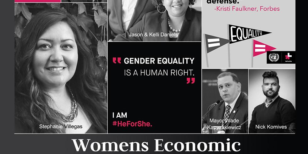 Women Economic Empowerment IV: HeforShe