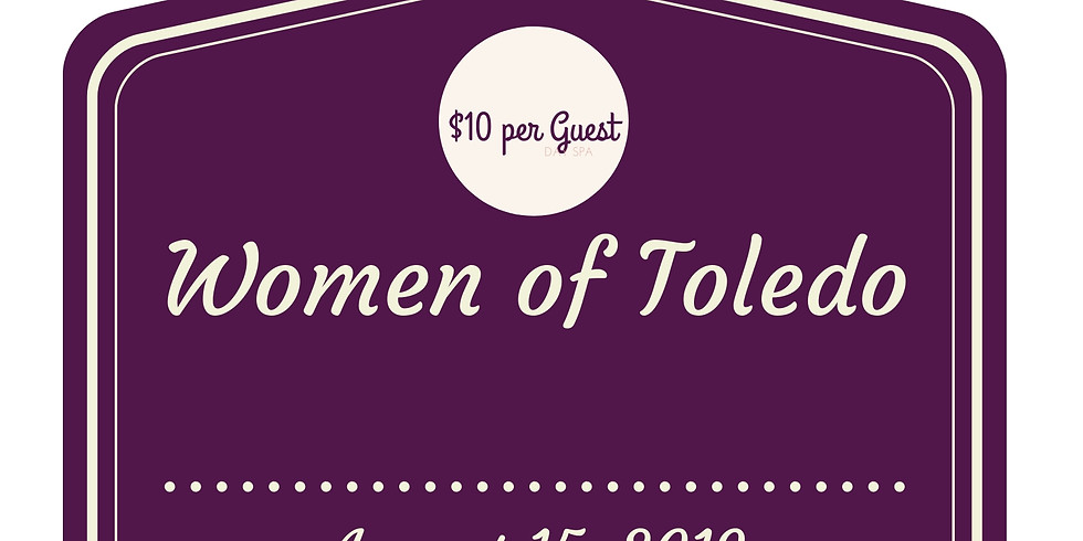Twylite Thursday with Women of Toledo