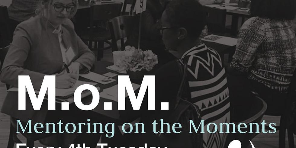 September M.o.M: Speed Mentoring