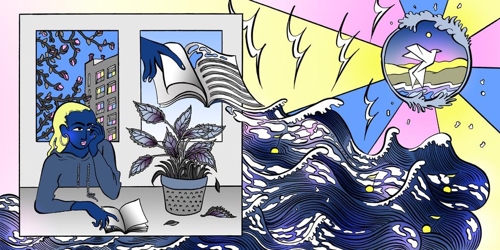 Wave evasion