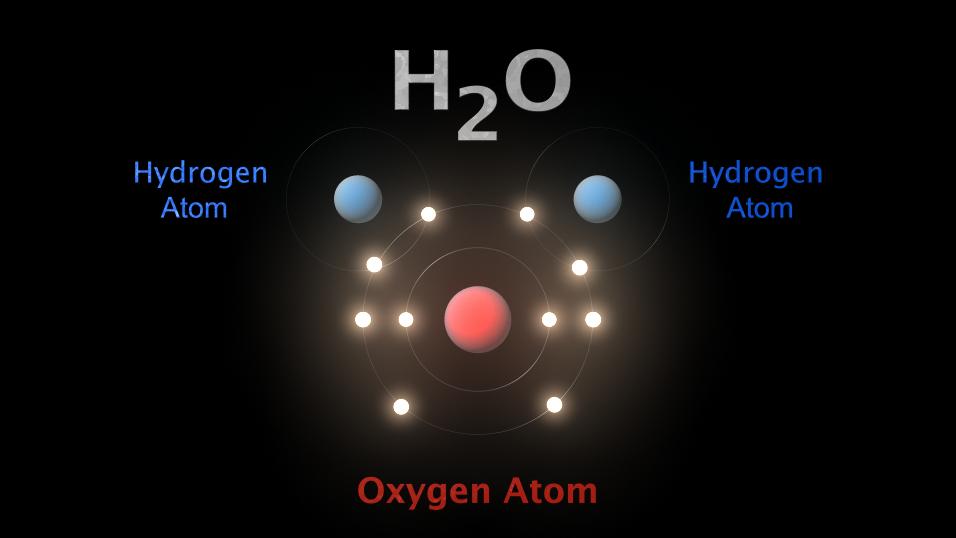 H2O_Molecule